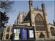 TA0339 : The Parish Church of St Mary Beverley by Jennifer Petrie