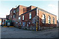 SJ8663 : Spindle Street Mill, Congleton by Chris Allen