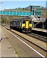 SO1500 : Penarth train in Bargoed station by Jaggery
