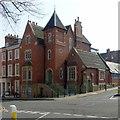 SK5639 : Hine House, 25 Regent Street, Nottingham by Alan Murray-Rust