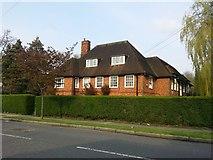 TQ2688 : Lubavitch centre on Kingsley Way, Hampstead Garden Suburb by David Howard