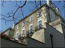 SK5639 : 1 & 2 Park Terrace, Nottingham by Alan Murray-Rust