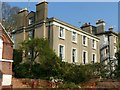 SK5639 : 21 & 23 Park Valley, Nottingham by Alan Murray-Rust