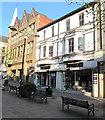 ST3187 : A G Meek, Llanarth Street, Newport by Jaggery