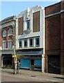 SK5639 : St Luke's House, Friar Lane, Nottingham by Alan Murray-Rust