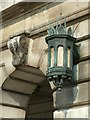 SK5739 : Nottingham Council House, lantern by Alan Murray-Rust