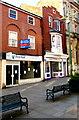 ST3187 : Former Shaw Trust shop, Llanarth Street, Newport by Jaggery