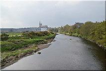 H4473 : Strule River, Lisnamallard / Gortmore by Kenneth  Allen