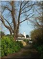 SX8958 : Grange Road, Goodrington by Derek Harper