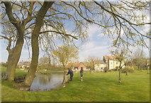 SY9282 : East Creech, Wareham, Dorset by Peter Elsdon