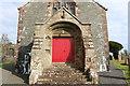 NX6248 : Borgue Church by Billy McCrorie