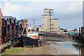 TA1028 : River Hull by the Museums Quarter by Des Blenkinsopp