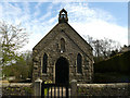 SE0352 : Church of St Augustine, Draughton - west end by Stephen Craven