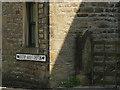 SE0053 : Old direction sign, Shires Lane, Embsay by Stephen Craven