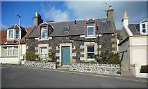 NO4102 : Cottage, Drummochy Road, Lower Largo by Richard Sutcliffe