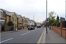 TQ1979 : Gunnersbury Lane, Acton, London W3 by JThomas