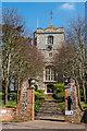 TQ1656 : Church of St Mary & St Nicholas by Ian Capper