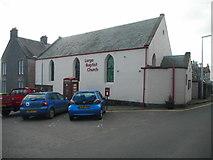 NO4102 : Largo Baptist Church by Richard Sutcliffe
