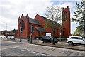 SJ5095 : St Thomas' Church, Eccleston by David Dixon
