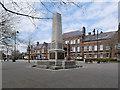 SJ5195 : St Helens War Memorial Cenotaph by David Dixon