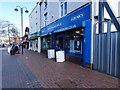 SO9496 : High Street Shops by Gordon Griffiths