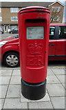 TQ1185 : Elizabeth II postbox on Victoria Road, Ruislip by JThomas