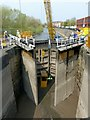 SO8218 : Gloucester Lock by Alan Murray-Rust