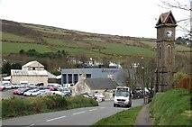 SC2878 : Foxdale & The Clocktower by Glyn Baker
