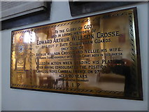 TQ1068 : St Mary, Sunbury-on-Thames: memorial (6) by Basher Eyre
