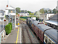 M8763 : Railtour at Roscommon station by Gareth James