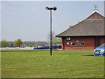 SO8891 : Pavilion View by Gordon Griffiths