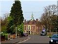 SP5306 : Looking along Valentia Road to Headington Girls' School by Steve Daniels