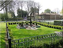 TF5519 : Terrington St. Clement War Memorial by Adrian S Pye