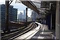 SJ8497 : Platform 14, Piccadilly station by Ian Taylor
