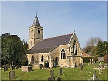 TA0114 : St Clement's Church, Worlaby by Chris Morgan