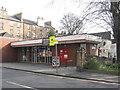 NT2471 : Morningside Post Office for sale by M J Richardson