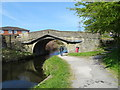 SD7230 : Tottleworth Bridge on the Leeds and Liverpool Canal, Rishton by JThomas