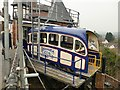 SO7193 : Bridgnorth Cliff Railway by Graham Hogg