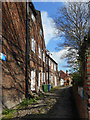 TA0339 : Coombs Yard, Beverley by Des Blenkinsopp