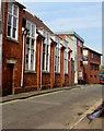 SU4766 : Carnegie Road, Newbury by Jaggery