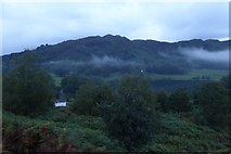 NY3404 : Over Loughrigg Tarn by DS Pugh