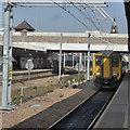 SD7108 : Northern Rail 156 set arriving at Bolton station by Robert Eva