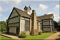 SD4615 : Rufford Old Hall by Richard Croft