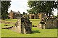 SE3706 : Monk Bretton Priory by Richard Croft