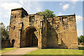 SE3706 : Monk Bretton Priory Gatehouse by Richard Croft
