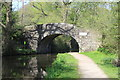SO3105 : Bridge 72, Park-y-Brain Lane by M J Roscoe