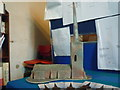 SO5643 : Model of St. Peter's Church (Withington) by Fabian Musto