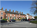SJ7561 : New Field Terrace, Congleton Road by Stephen Craven