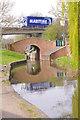 SK5680 : Haggonfields Lock by Stephen McKay
