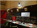 SJ6447 : Hack Green bunker - telephone exchange by Stephen Craven